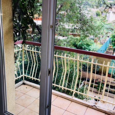 DEUX PIECES CANNET BOURGOGNE balcon